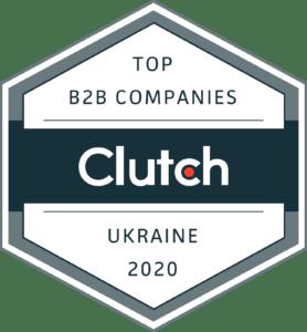 TOP B2B COMPANY 2020