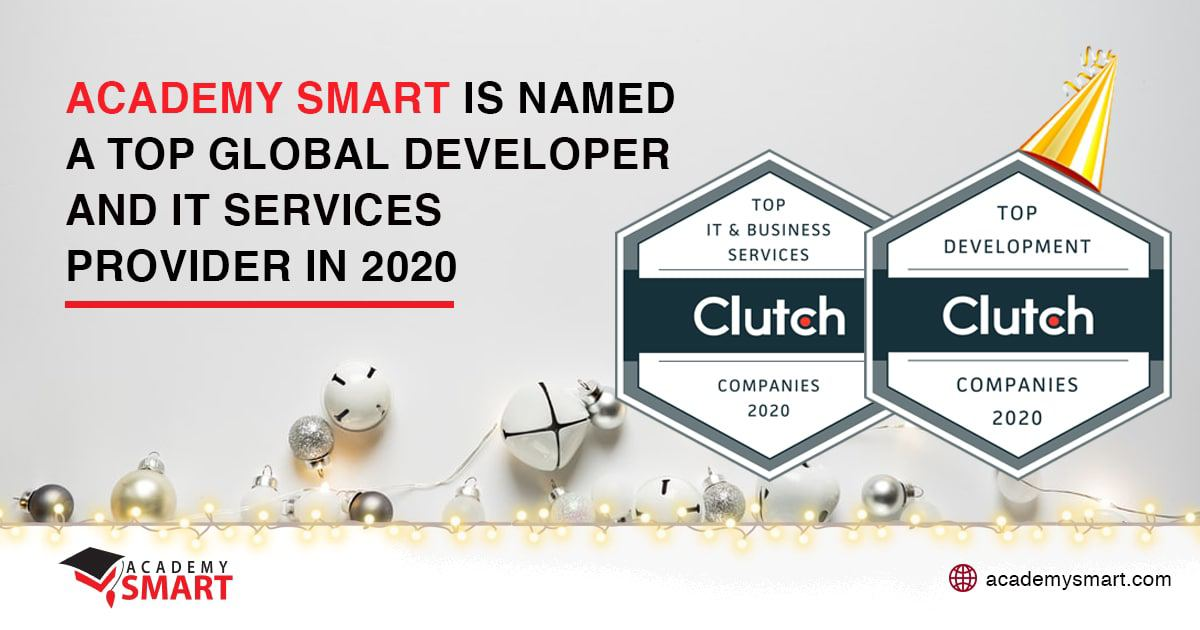 Academy Smart is named a Top global developer and IT services provid...