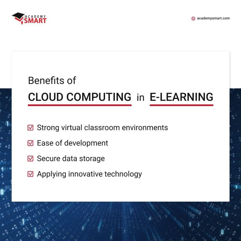 Application of Cloud Computing in E-learning